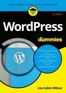 WordPress voor Dummies ebook